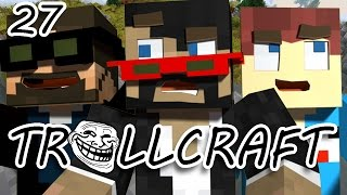 Minecraft: TrollCraft Ep  27 - THE LOVE LETTER TROLL - Vloggest