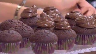 كريمة شوكولاتة الدهن البيتي #حلو_وحادق #سالي_فؤاد #cbcsofra