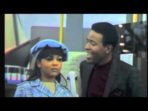 Marvin Gaye ft Tammi Terrell - Ain't No Mouintain High Enough (Tamla Records 1967)