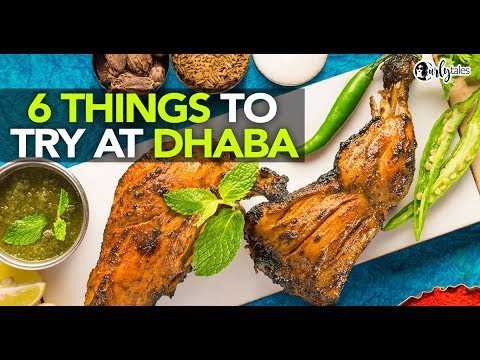 6 Authentic Punjabi Dishes You Can't Miss At Dhaba | Curly Tales