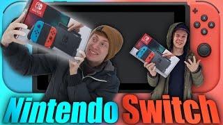 Avataan Nintendo Switch! FT. Herbalisti