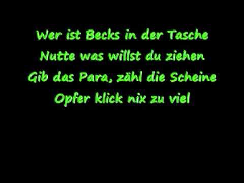Haftbefehl ft. Saipha - cho du weißt lyrics