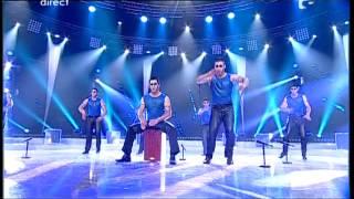 RomaFest, percutie corporala, un moment genial-Romania Danseaza FINALA 19 Mai 2013