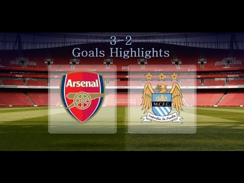 Download Arsenal vs Manchester City 3 2 HD All Goals & Highlights 07/08/2016