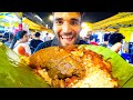 Living on $1 Street Food Around The World! (Ep. MALAYSIAN STREET FOOD)