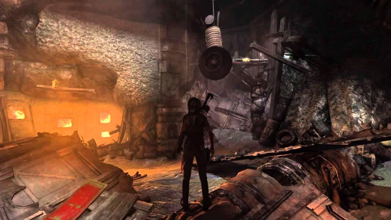 Tomb Raider Definitive Edition Raiding Tombs Chamber Of