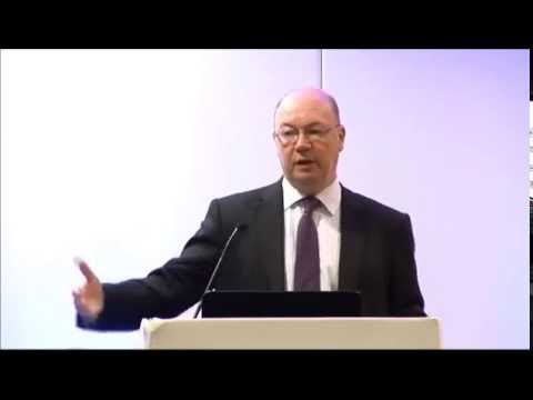 Alistair Burt MP, Minister of State for Care and Support