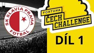 Fortuna Čech Challenge - díl 1 - kopání penalt na Slavii