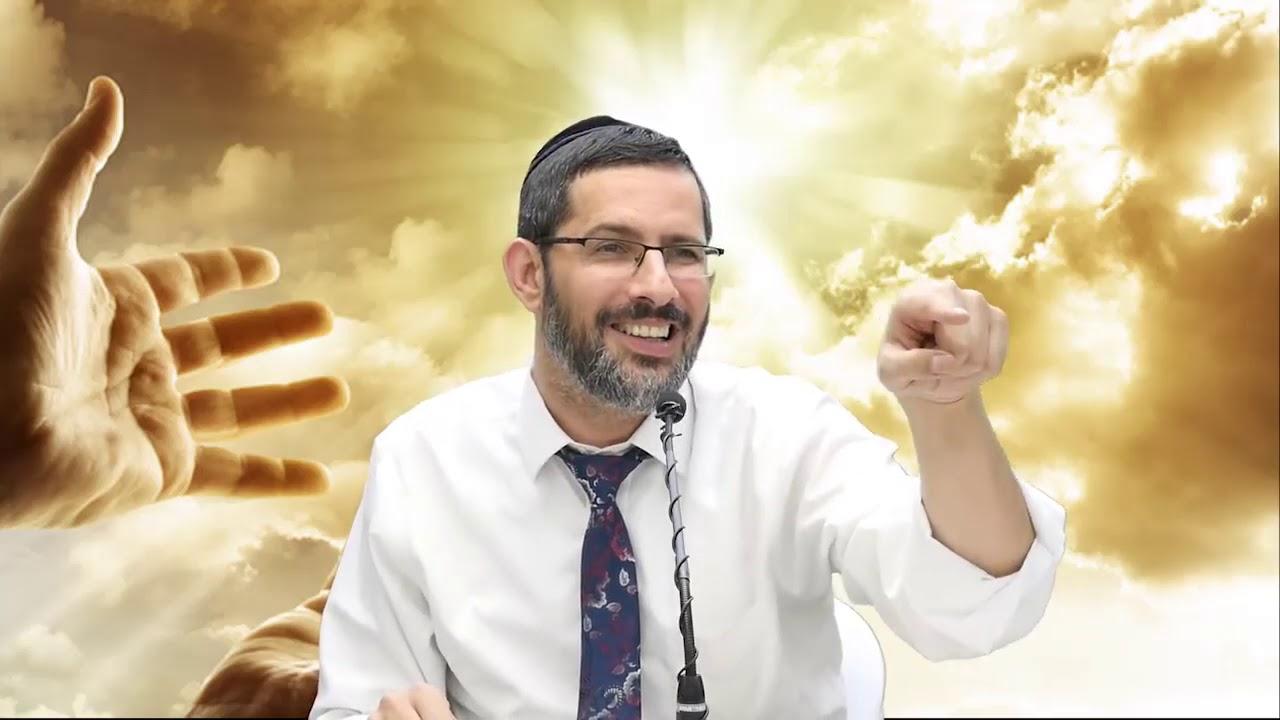 קצר וחזק: תאמין בעצמך - הרב יוסף חיים גבאי HD