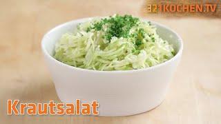 Knackigen Krautsalat einfach selber machen