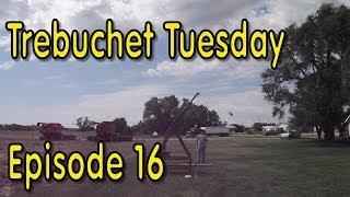 Trebuchet Tuesday - Episode 16 - Flings With Sandbox!