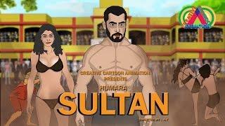 vuclip Sultan Movie Spoof || Salman Khan, Anushka Sharma || CCA Spoof