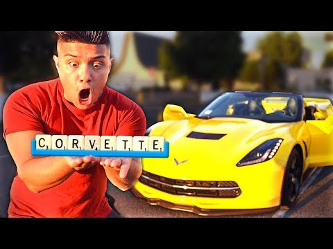 Whatever Car You Spell, I'll Buy - Challenge