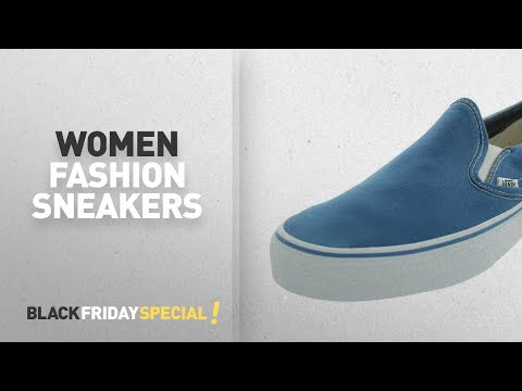 Women Fashion Sneakers By Vans (Min 25% Off) // Amazon Black Friday Countdown