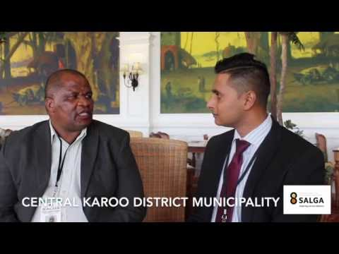 Central Karoo District Municipality SALGA NMA 2016 Interview
