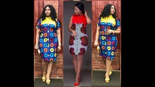 Download Video How To Make A Shirt Dress With Ankara Fabric MP3 3GP MP4