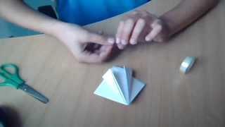 """Оригами """"Тюльпан"""""""