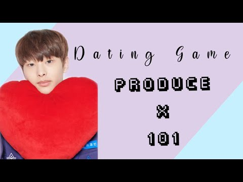 Produce X 101 Dating Game