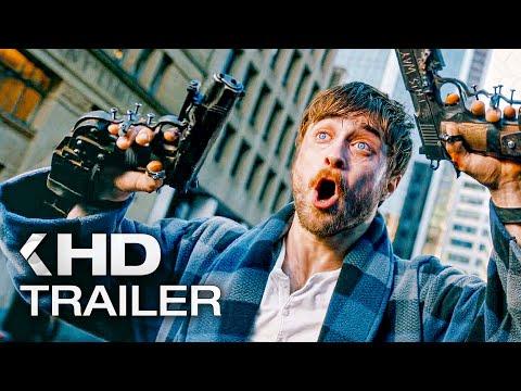 GUNS AKIMBO Trailer German Deutsch (2020) Exklusiv