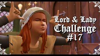 Rencontre prénuptiale - LORD \u0026 LADY Challenge Ep 17 - Les Sims 4 fr