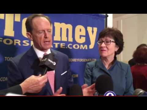 Pat Toomey On Voting For Donald Trump