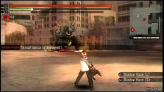 God Eater Shadow Haze Combo