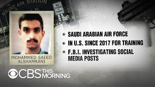 Deadly Florida Navy base shooting: Saudi Air Force trainee kills three, himself