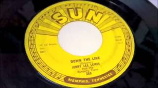 Watch Jerry Lee Lewis Down The Line video
