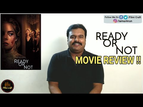 Ready Or Not (2019) Movie Review In Tamil By Filmi Craft Arun | Samara Weaving