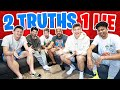 2 Truths And 1 LIE Challenge! With 2HYPE House