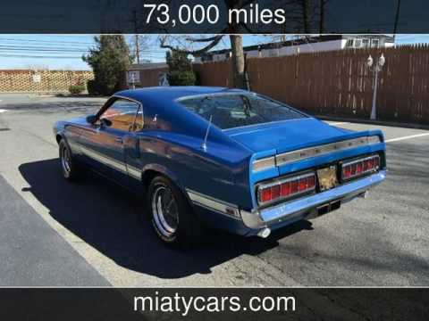 1969 Ford Mustang Shelby Gt350 Used Cars Bethelpennsylvania 2016 10 03