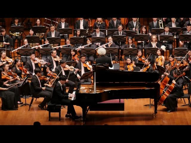 《黄河钢琴协奏曲》 第4乐章