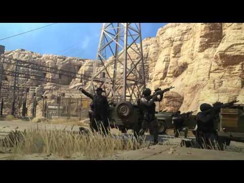 Metal Gear Solid V: The Phantom Pain- XOF Versus M |