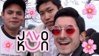 SAKURAS EN AGOSTO?! 🌸 Hanami Party 2018 | Javo Kun