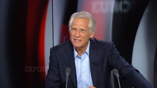 Dominique de Villepin :