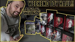 EPISODE 44 - TOY HUNTING (EARLY BLACK FRIDAY SALE) STAR WARS BLACK SERIES, FUNKO POPS AND MORE!!!