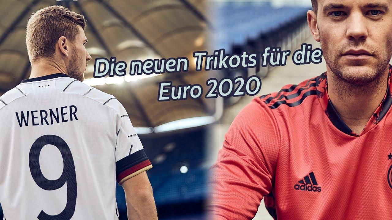 Das Ist Das Neue Trikot Der Fussball Nationalmannschaft Regio Journal Mediathek