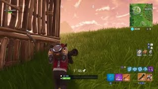 Weird Glitch with a GML (Fortnite Battle Royale)