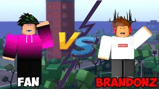 So I 1v1ed a fan.... *INSANE BUILDING* | Roblox Strucid