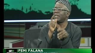 Nigeria's anti- corruption war   Breakfast Show  Femi Falana  TVC News