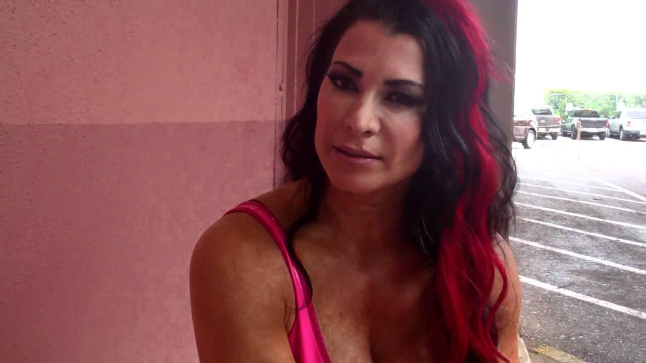 TNA Impact Wrestling Knockout Tara (Part 1) - YouTube