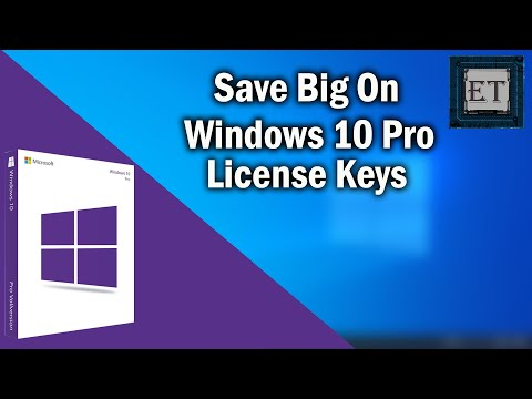 How To Buy Cheap Genuine Windows 10 Pro Product Key | 2020