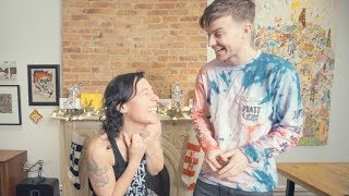 How To Cut Hair - with Matt and Kim