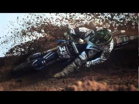 Monster Energy Yamaha Motocross Video
