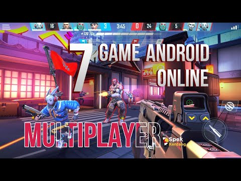 7 Game Online Multiplayer Terbaik Di Android 2020