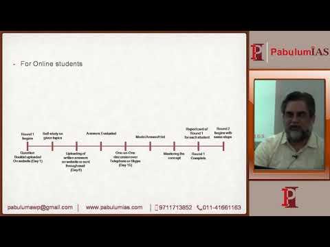 Pabulum – Mains Answer Writing Programme (P AWP)