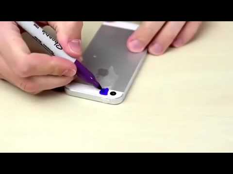 How To Make Your IPhone Light UV Light (Must See)   YouTube