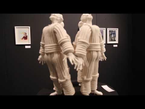 Exposition - Agnès Rossi - « Media.com, arte della commedia… »