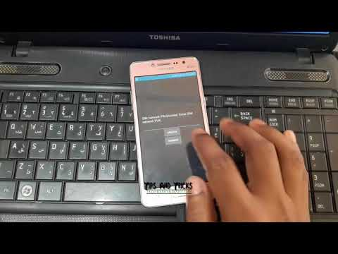 SM-G532F Unlock By Read Codes Z3x Tool Pro Without Root