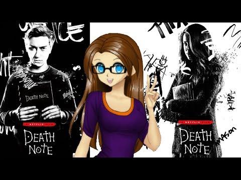 Death Note Netflix Live Action Movie Review